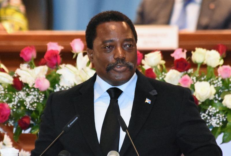 جوزيف كابيلا رئيس الكونغو الديمقراطية