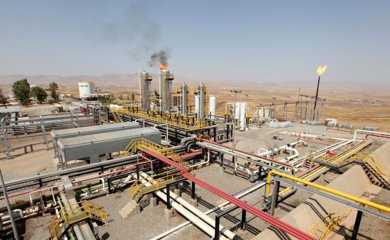 حقل طق طق النفطي في كردستان العراق