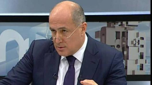 الإعلامي اللبناني مارسيل غانم