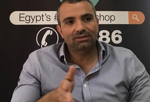 هشام صفوت الرئيس التنفيذي لجوميا مصر للتجارة الإلكترونية