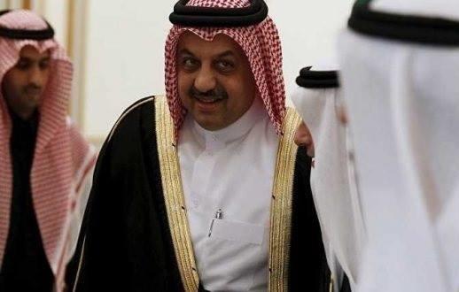 وزير الدولة لشؤون الدفاع خالد العطية