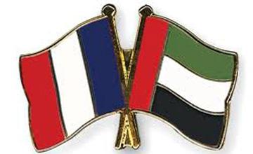 صور وأحداث تربط فرنسا والإمارات على تويتر