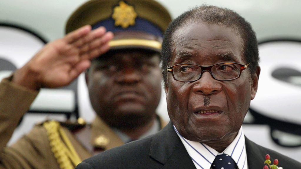 رئيس زيمبابوي السابق، روبرت موجابي
