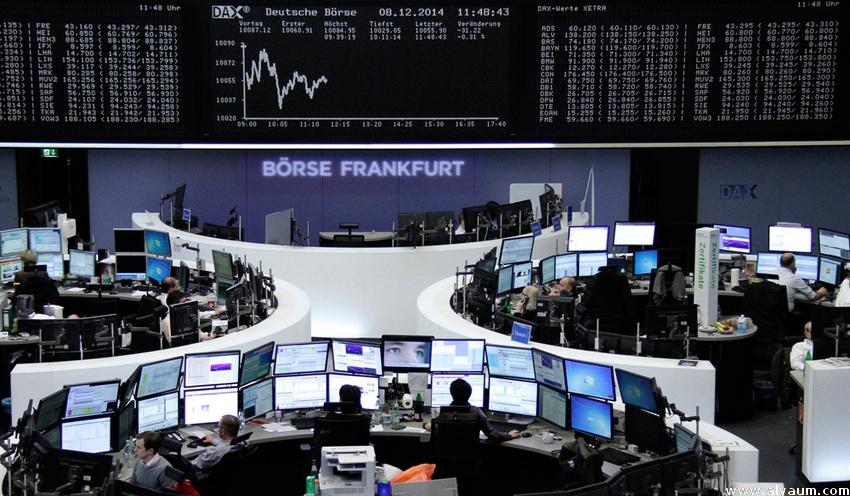 البورصة في فرانكفورت