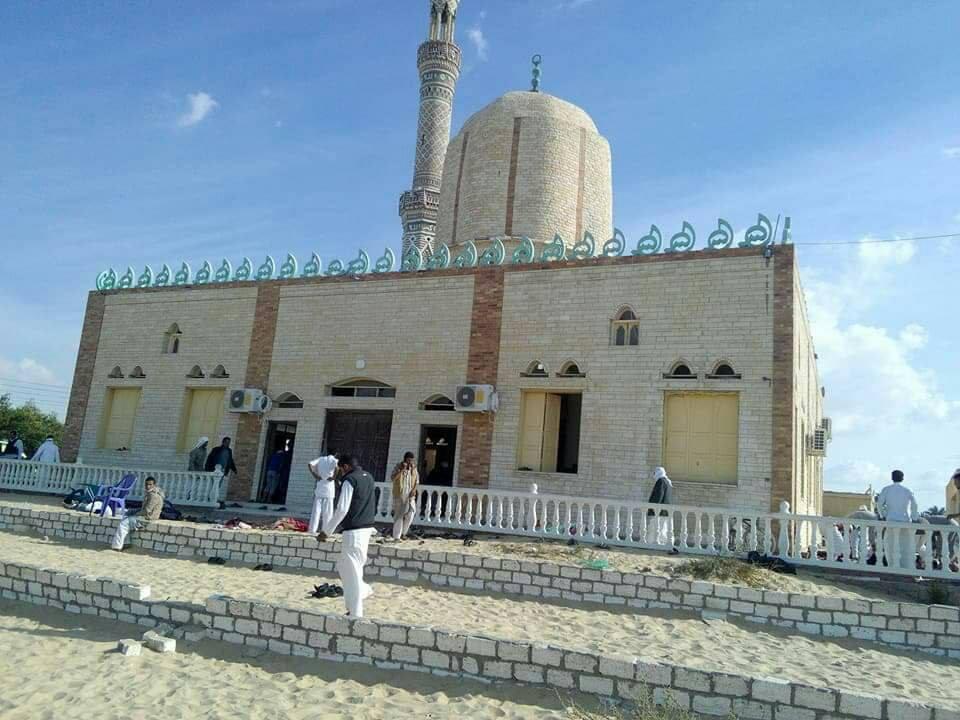 مسجد الروضة