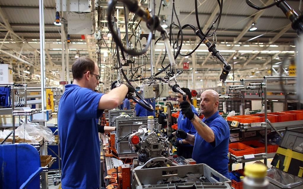 تراجع النشاط الصناعي الأمريكي
