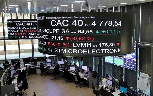 مؤشر الأسهم الفرنسية
