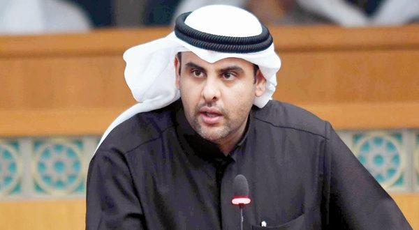 يوسف الفضالة النائب في مجلس الأمة الكويتي