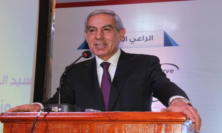 طارق قابيل وزير التجارة والصناعة المصري