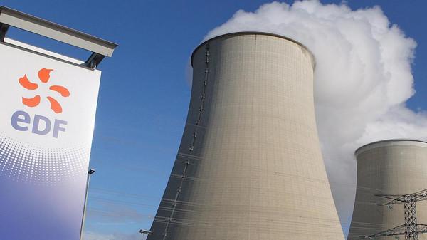 EDF تتطلع للمشاركة في خطط السعودية للطاقة النووية
