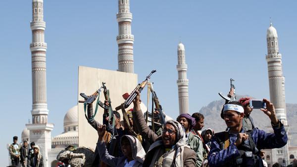 ميليشيات الحوثي في صنعاء