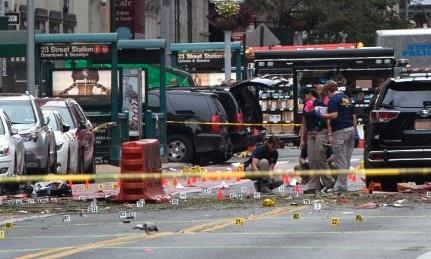 انفجار مانهاتن الإرهابي