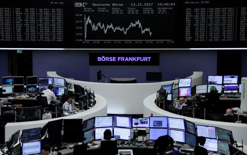 بورصة فرانكفورت اليوم الأربعاء