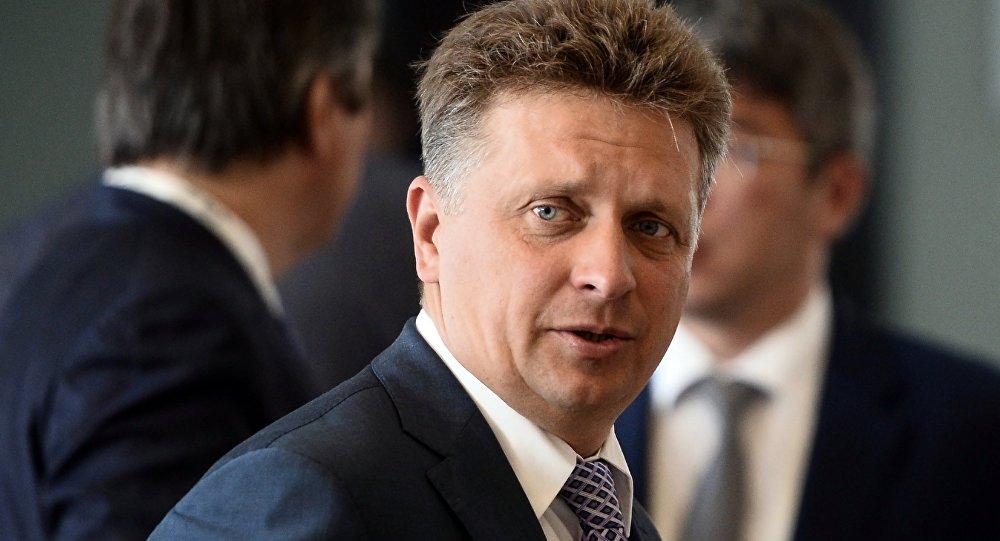 وزير النقل الروسى
