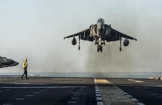 الطائرات الأمريكية شنت أكثر من 120 غارة باليمن