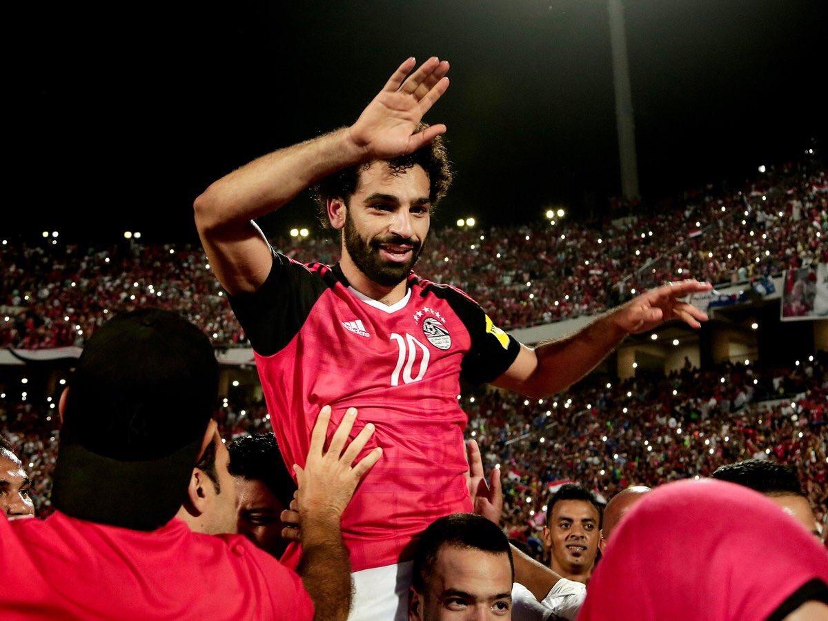 النجم محمد صلاح