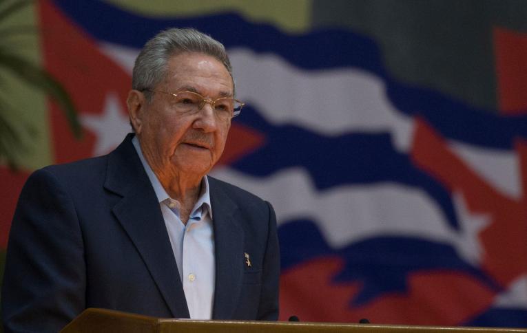 الرئيس الكوبى راؤول كاستر