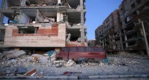 زلزال إيران ـ أرشيفية