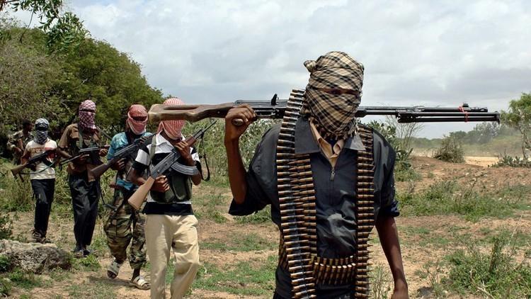عناصر مسلحة فى السنغال