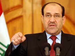 نائب رئيس الجمهورية العراقية نورى المالكى