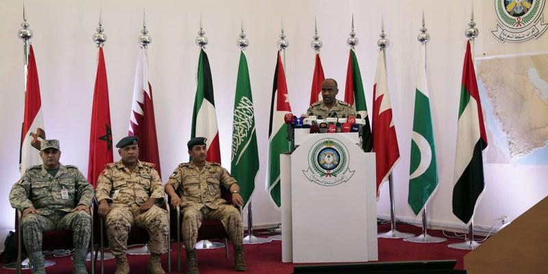 قيادة التحالف العسكرية