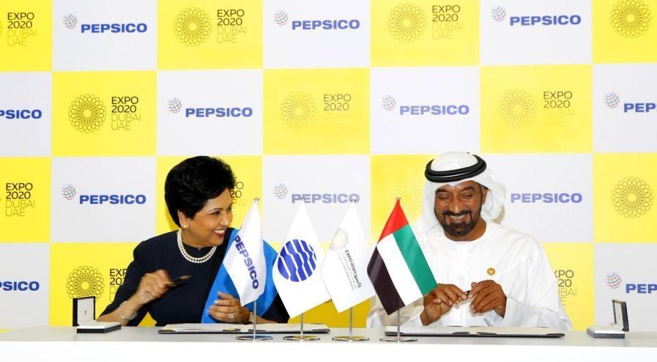 إكسبو 2020 دبي يبرم شراكة مع بيبسيكو لتقديم المشروبات والوجبات الخفيفة