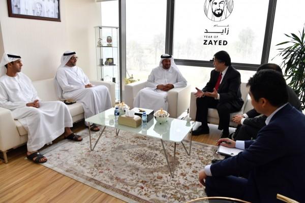 الإمارات واليابان تبحثان توقيع اتفاقية تعاون جمركي