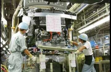 مصنع سيارات ياباني (أرشيفية)