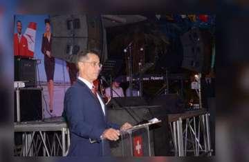 السفير السويسري لدى القاهرة