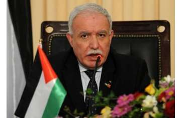وزير الخارجية والمغتربين الفلسطيني رياض المالكي