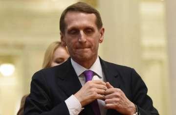 رئيس المخابرات الروسية