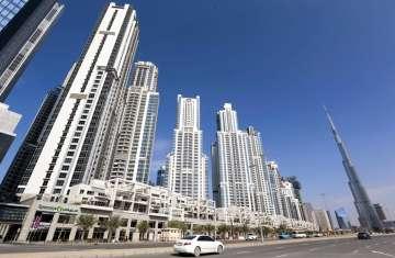 تصرفات العقارات في دبي