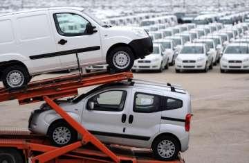 صادرات السيارات