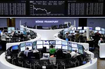هبوط مؤشرات البورصات الأوروبية