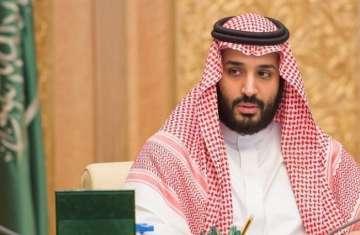 ولي العهد السعودي الآميرمحمد بن سلمان