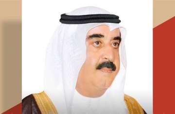 صاحب السمو الشيخ سعود بن راشد المعلا