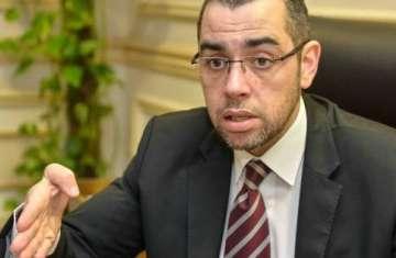 البرلماني المصري محمد فؤاد