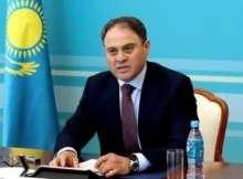 رومان فاسيلينكو نائب وزير الخارجية في جمهورية كازاخستان