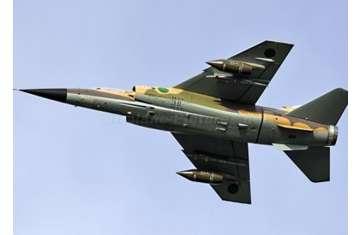 مقاتلة من سلاح الجو الليبي (أرشيفية)