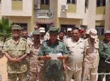 الكتيبة 185 تعلن انشقاقها عن ميليشيات طرابلس