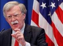 أكد على ضرورة عمل روسيا بجدية مع تهديدات إيران