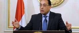 مصطفى مدبولي رئيس وزراء مصر