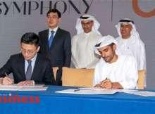 توقيع اتفاقيات على هامش المنتدى الاقتصادي الإماراتي الصيني
