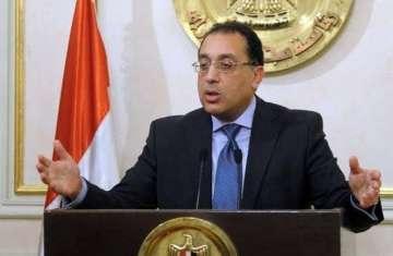 رئيس الوزراء المصري يستقبل بعثة البنك الدولي المعنية بتقييم أداء الأعمال