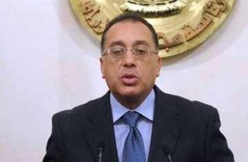 مصطفى مدبولي رئيس الوزراء المصري