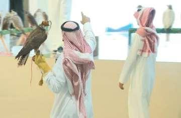 معرض الصقور والصيد السعودي الرياض