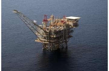 اتفاق الغاز بين مصر واسرائيل