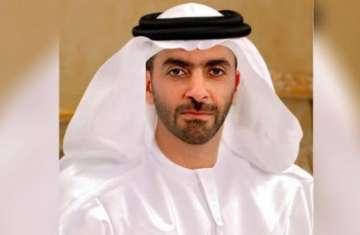 الشيخ سيف بن زايد آل نهيان، نائب رئيس مجلس الوزراء وزير الداخلية