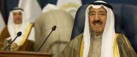 الشيخ صباح الأحمد الجابر الصباح أمير دولة الكويت