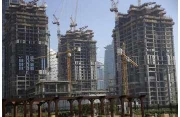 قطاع الإنشاءات في دبي